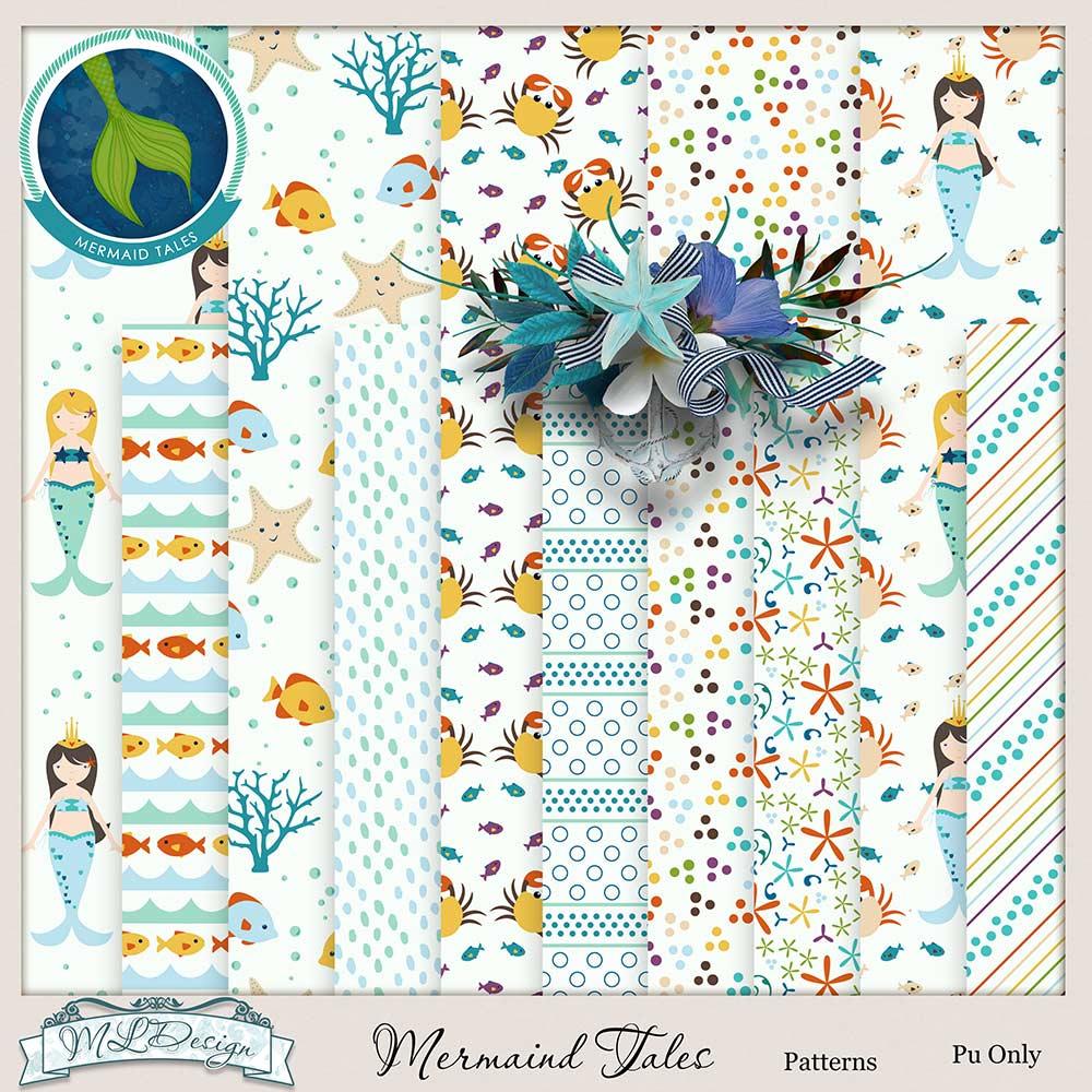 MLD_Mermaind Tales*** page for 29 juillet/ july Mldesi95
