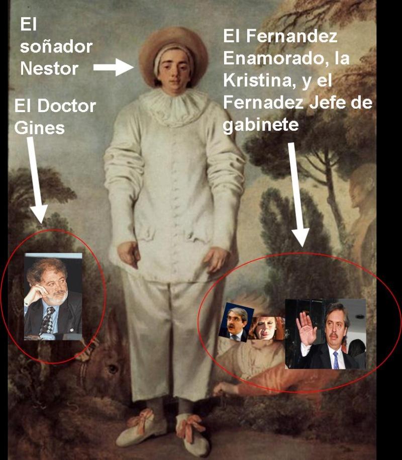"PROFECIA: ""Pierrot gobernará antes que el orden llegue"" (1938) 222210"