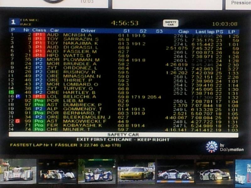 24h du Mans 22/23 Juin 2013 - Page 4 Classe16