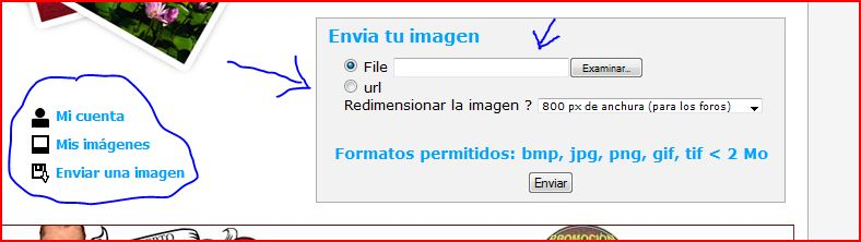 Mini tutorial para hacer post con imagenes, videos etc. Tutori11