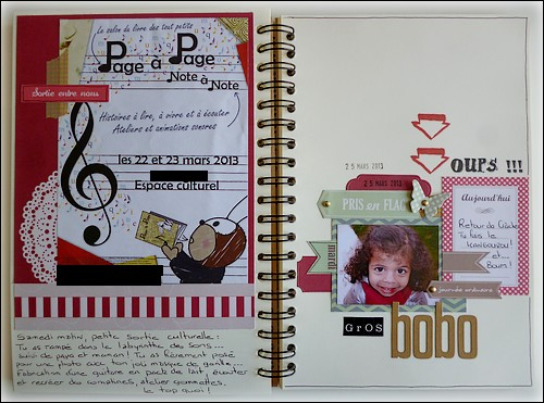 Family Diary de FANTAISY - 03/08 -p9 P11-110