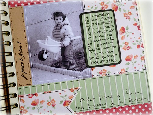 Family Diary de FANTAISY - 03/08 -p9 P13-610