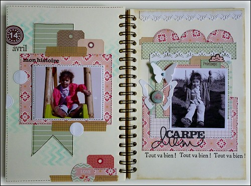 Family Diary de FANTAISY - 03/08 -p9 P14-110