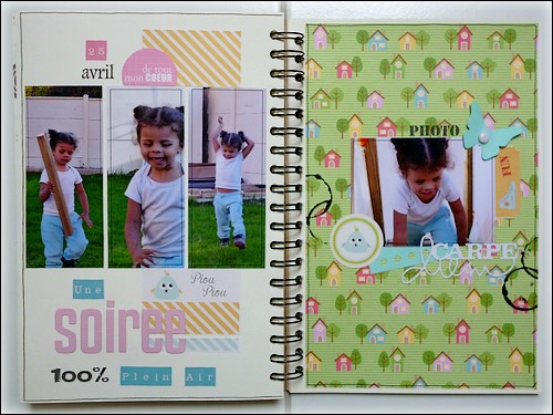 Family Diary de FANTAISY - 03/08 -p9 P16-110
