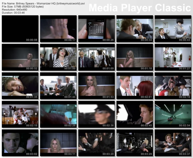 Womanizer (Promo Only UK) (HQ) Britne27