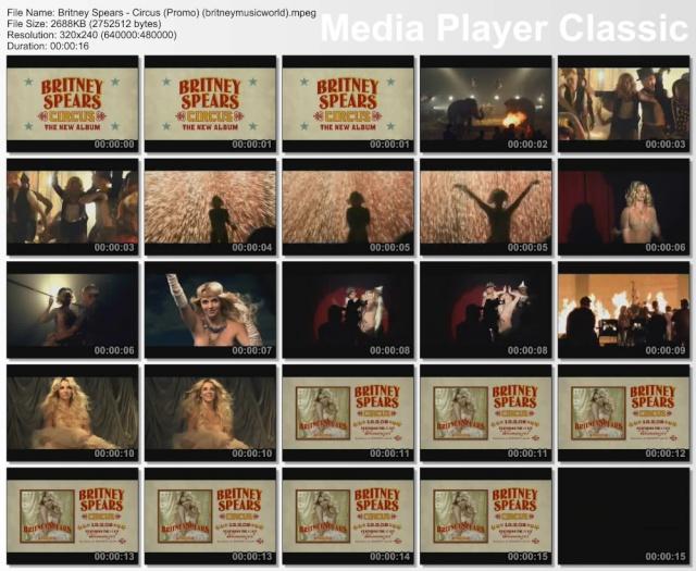 Circus Album (Promo) Britne43