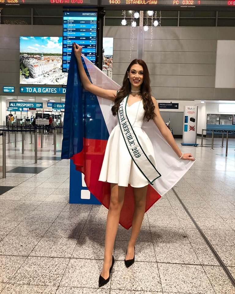 ✪✪✪ MISS WORLD 2019 - COVERAGE ✪✪✪ - Page 3 75398310