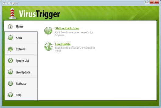VirusTrigger - guida alla rimozione Trigge10