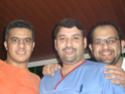 Mazen, Hashim and Dr Saied Maálsalamh Party Dsc00311
