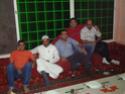 Mazen, Hashim and Dr Saied Maálsalamh Party Dsc00314
