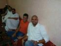 Mazen, Hashim and Dr Saied Maálsalamh Party Dsc00316