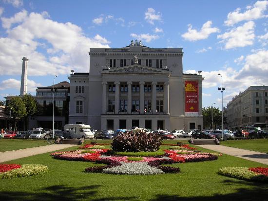 Les villes nouvelles des Etats baltes Riga10