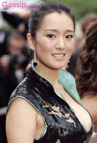 L'actrice Gong Li accusée de traîtrise sur la toile chinoise Gong_l10
