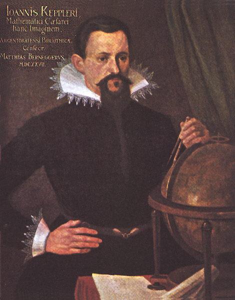 Johannes Kepler Kepler10