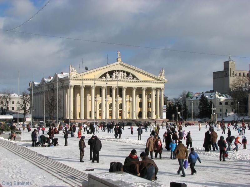 LA BIELORUSSIE ET LE NUCLEAIRE Minsk10
