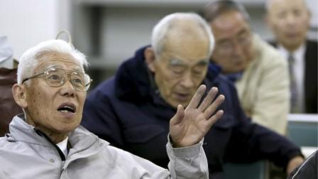 Poussée de la criminalité chez les seniors japonais Senior10