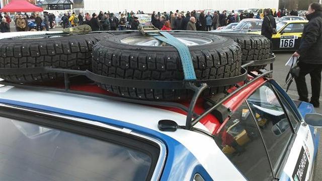 Rallye Monté carlo historique  17bleu10