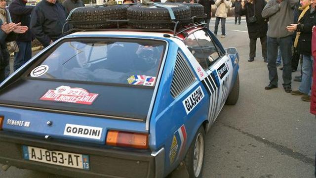 Rallye Monté carlo historique  17bleu15