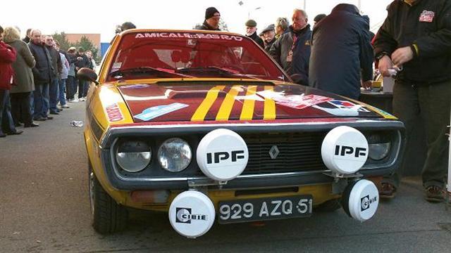 Rallye Monté carlo historique  17jaun15