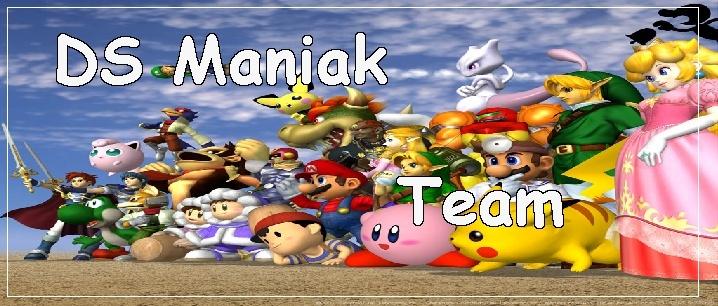 DS Maniak Team
