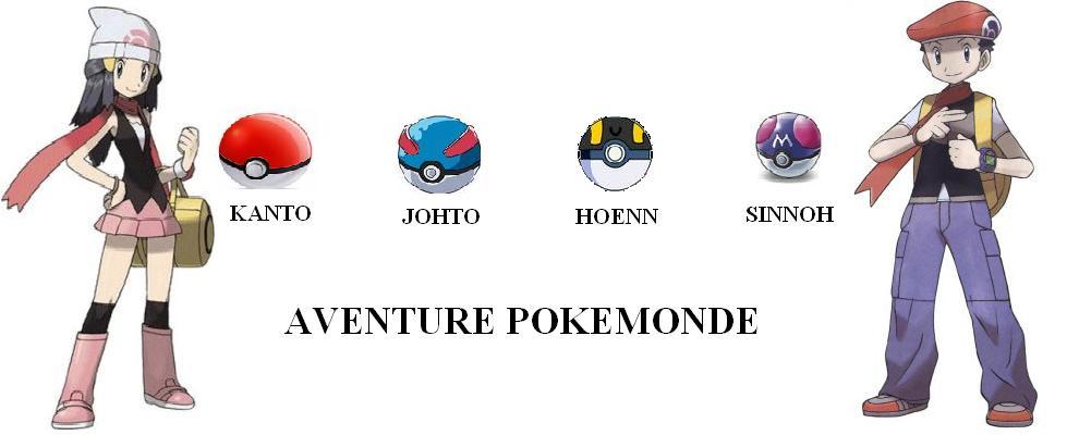 Aventure pokémonde Master10