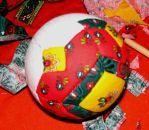 Boule de Noël façon patchwork  ( 2 ème façon ) _boule13