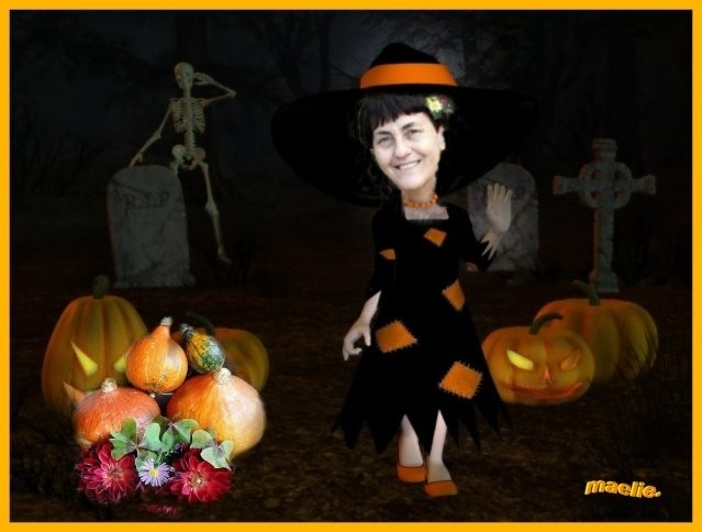 Montages pour HALLOWEEN Maelie11