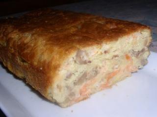 Cake aux châtaignes et au saumon fumé T-cake10