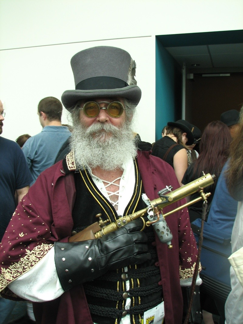 Steampunk photographs and art 2007-214