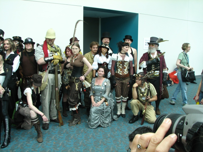 Steampunk photographs and art 2007-216