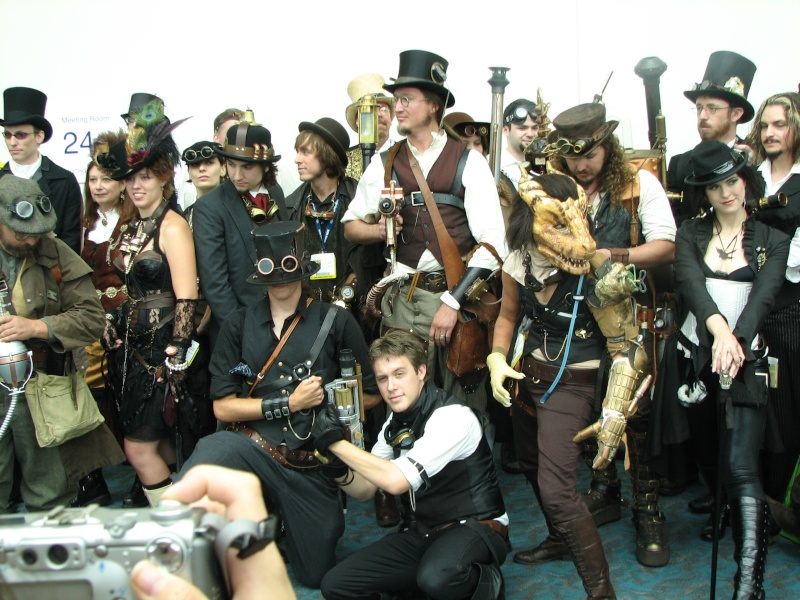 Steampunk photographs and art 2007-218