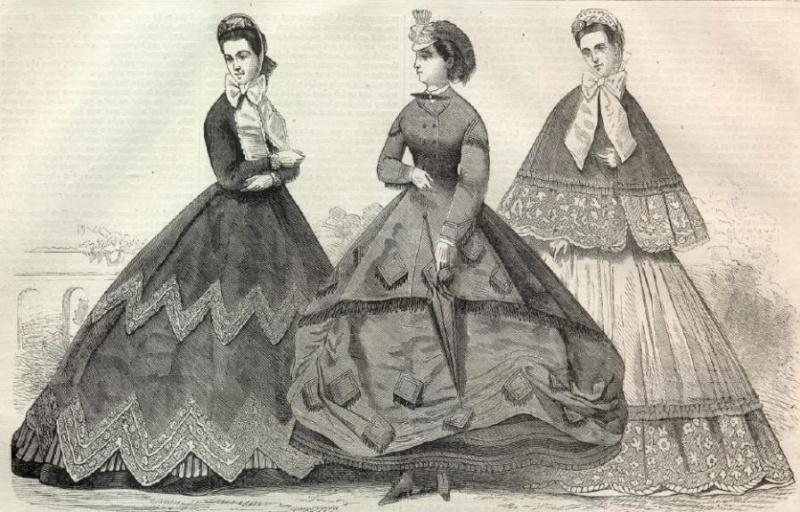 A Clockwork Ladies' Wardrobe Dress-10