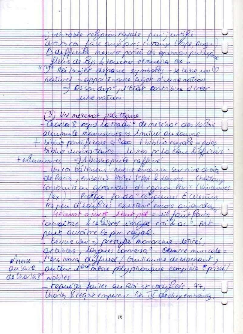 Marie: La france au MÂ - Gauvard chap 13 1011