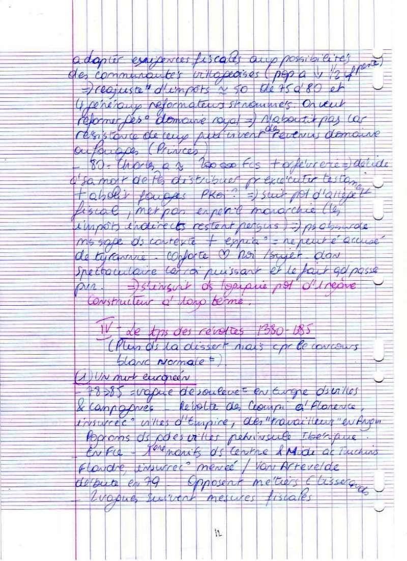 Marie: La france au MÂ - Gauvard chap 13 1211