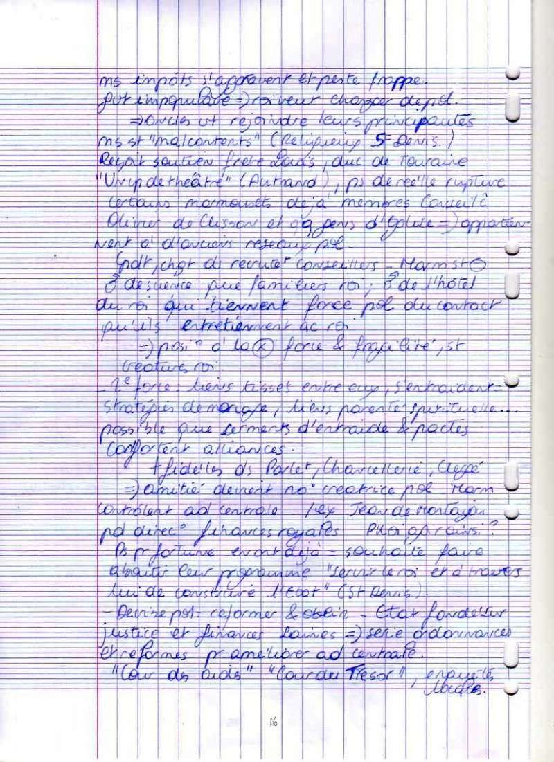 Marie: La france au MÂ - Gauvard chap 13 1611