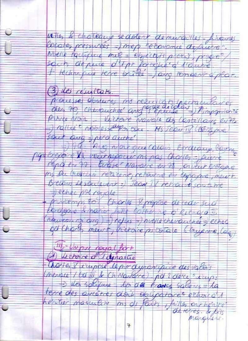Marie: La france au MÂ - Gauvard chap 13 711