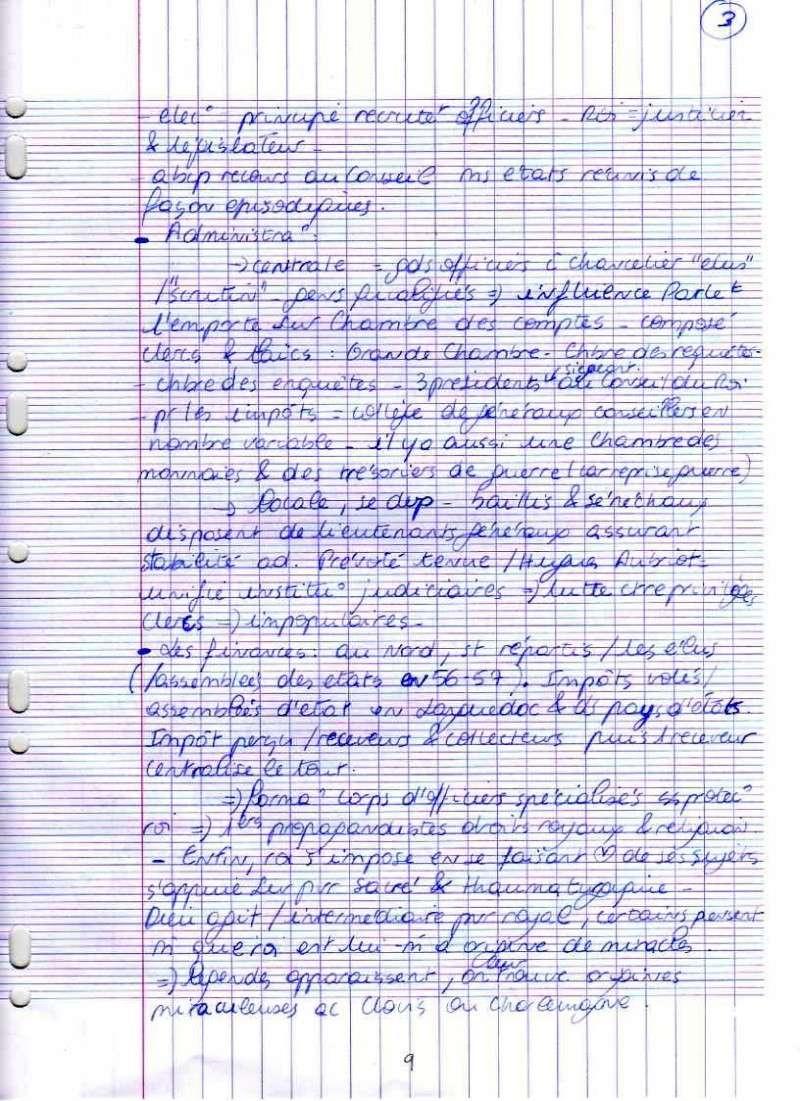 Marie: La france au MÂ - Gauvard chap 13 911