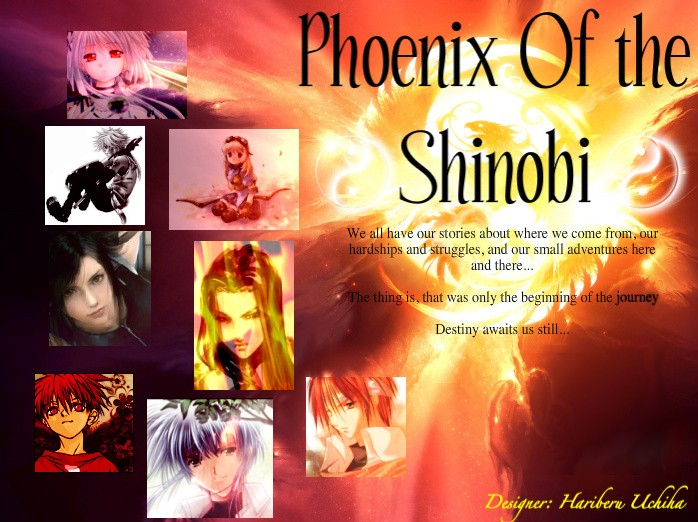 Phoenix: A Naruto roleplay forum