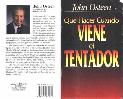John Osteen - Que hacer cuando viene el tentador Quehac10
