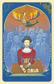 Lenormand Mystique ► Elizabeth Regula Fiechter - Page 5 Myslen10