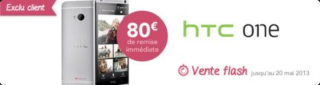 Dernier jour de la vente flash sur le HTC One chez Bouygues Telecom 13690410