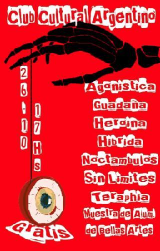 Gran Encuentro de Bandas en Pico!!! 12246710