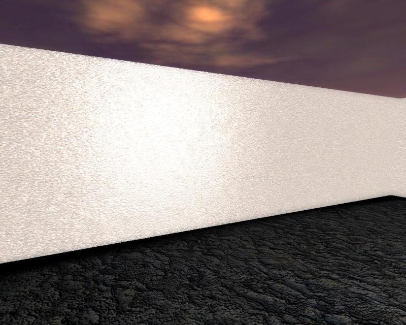 Plaster Wall + Rock Floor = FREE & X10-Ready! Plaste10