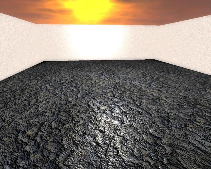 Plaster Wall + Rock Floor = FREE & X10-Ready! Plaste12