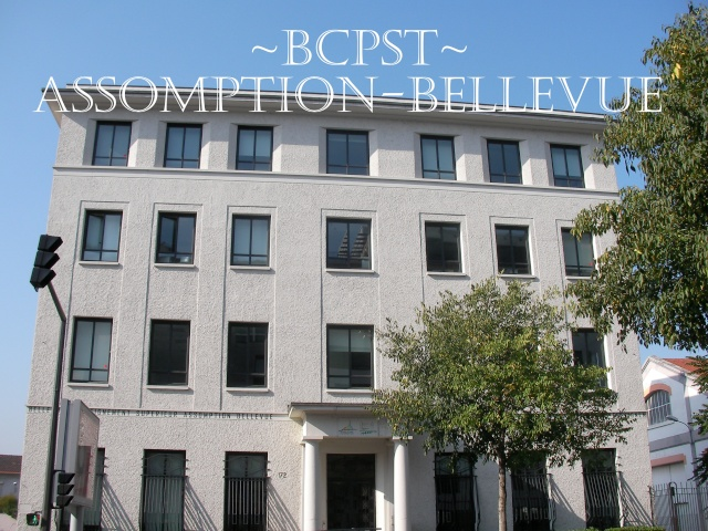 BCPST Assomption Bellevue