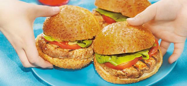 Burgers aux deux fromages 08311