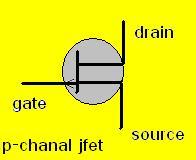 jfet(junction feld effect transistor) 112110