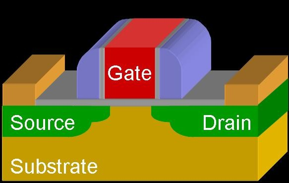 feld effective transistor Mosfet10