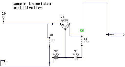 الترانزيستور transistor Tra12110