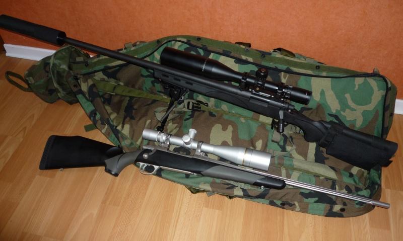 Silencieux pour rem 700 SPS P1020011